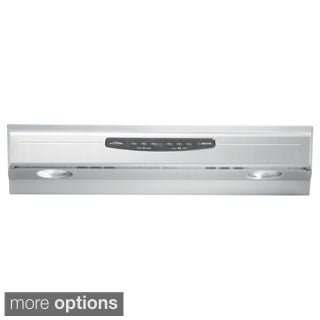 Broan QS236 Allure Series 36-inch Under Cabinet 300 CFM Range Hood