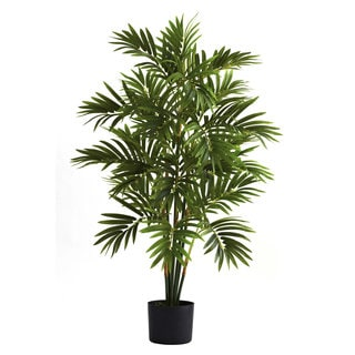 Nearly Natural 3-foot Areca Palm Tree Decorative Plant