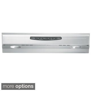 Broan QS242 Allure Series 42-inch Under Cabinet 300 CFM Range Hood