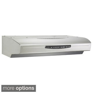 Broan QS342 Allure Series 42-inch Under Cabinet 430 CFM Range Hood