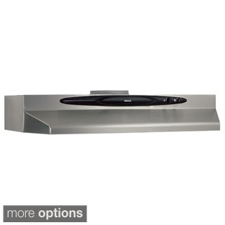 Broan QT230 Series 30-inch Under Cabinet 200 CFM Range Hood