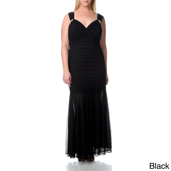 plus size dresses jessica simpson