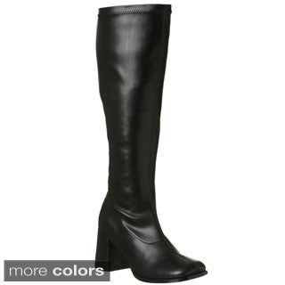Funtasma Women's 'Gogo-300WC' Knee-high Block Heel Boots