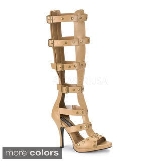 Funtasma Women's 'Gladiator-208' Mid-calf Roman Sandals