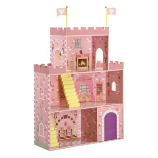 Fantasy Play Castle Doll House