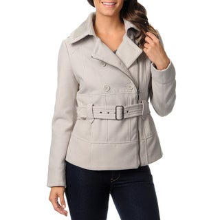 CoffeeShop Junior's Wool Blend Fashion Jacket