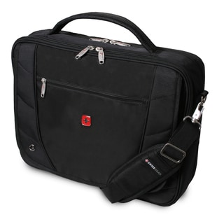 Swiss Gear TSA Black Laptop Messenger Bag