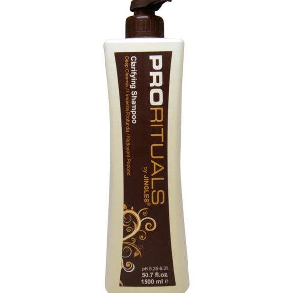 Jingles Pro Rituals Clarifying 50.7-ounce Shampoo