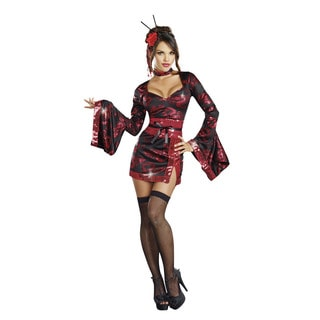 Dream Girl Women's Geisha Costume
