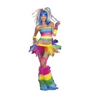 Dream Girl Women's Kandi Kid Costume