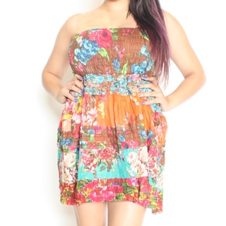 Cotton Multi-Color Tube Dress/Skirt (Nepal)
