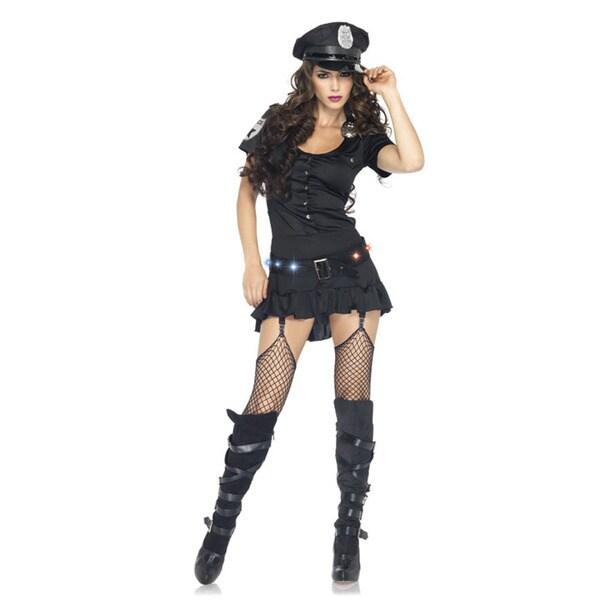 Leg Avenue Women's 4-piece Sergeant Sexy Costume