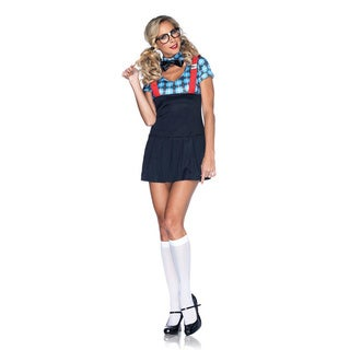 Leg Avenue Women's 4-piece Naughty Nerd Costume