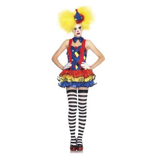Leg Avenue Women's 'Giggles The Clown' 3-piece Costume