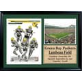 2013 Green Bay Packers 12x18 Photo Stat Frame
