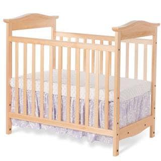 Foundations The Princeton Clear Choice Mini Crib
