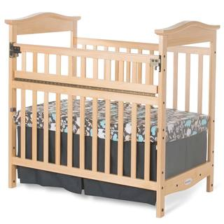 Foundations The Princeton Clear Choice Mini Crib in Natural