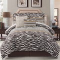 Africa 10-piece Reversible Comforter Set