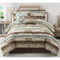 Allegra 10-piece Reversible Comforter Set