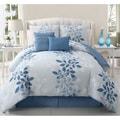 Ellory 5-piece Reversible Comforter Set