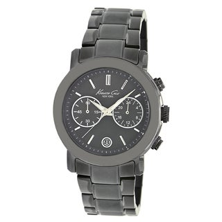 Kenneth Cole New York Women's Ion-plated Chronograph Watch