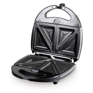 3-in-1 Black/ Stainless Steel Grill