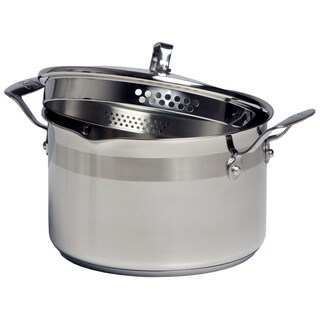 Emeril by All-Clad Stainless Steel 5-quart Dutch Oven