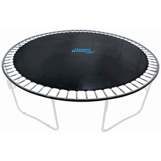 Upper Bounce 12-foot Trampoline Jumping Mat with 80 V-Rings for 7-inch Spring