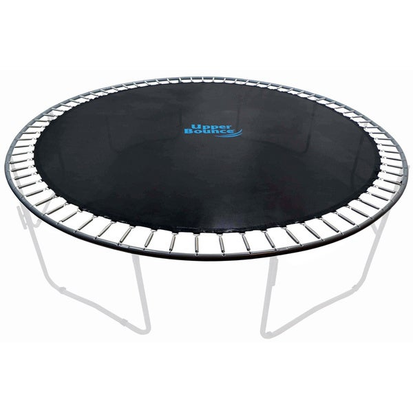 Upper Bounce 12 Foot Trampoline Jumping Mat With 80 V