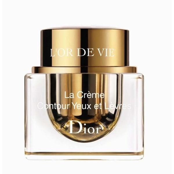 Dior L'Or De Vie La Creme Contour 0.5-ounce Eye Cream