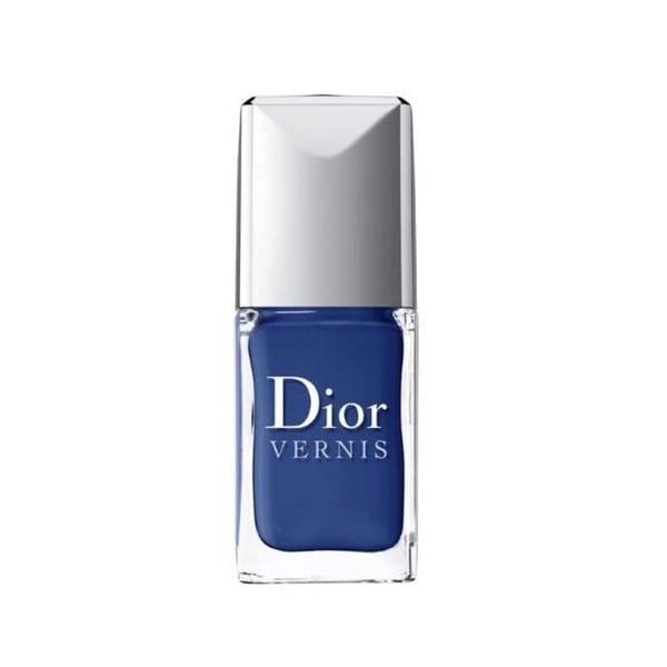 Dior Vernis Extreme Wear Blue Denim 607 Nail Lacquer