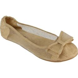 Women's Footzyfolds Cora Sheer Nude