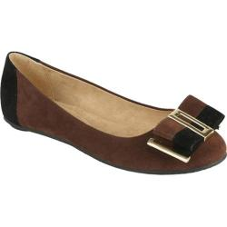 Women's Footzyfolds Demi Brown