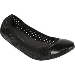 Women's Footzyfolds Jenifer Black Perf