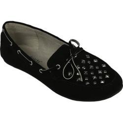Women's Footzyfolds Kelly Black