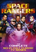 Space Rangers: The Complete Series