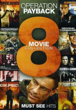 Operation Payback: 8 Movie Collection (DVD)