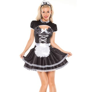 Masquerade Women's French Maid Costume