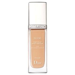 Dior Diorskin Nude Skin Sand Glowing Makeup SPF 15