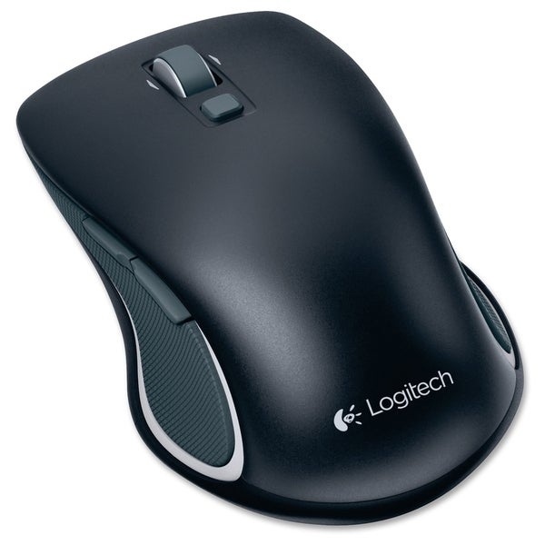 Logitech Advanced Optical Tracking Wireless Mouse M560