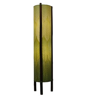 Eangee Green Hue Large Floor Lamp