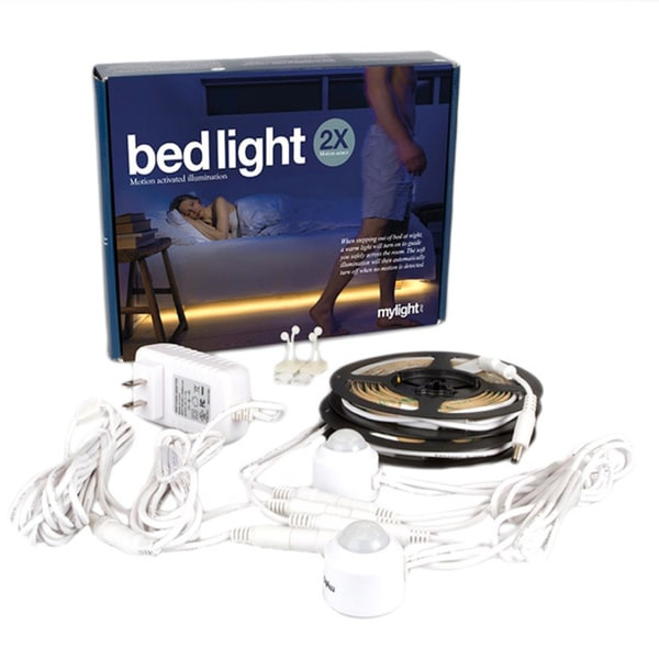The Mylight LED Motion Activated Ambient Lighting Kit 2X