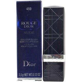 Dior Rouge Nude 459 Charnelle Voluptuous Care Lip Blush