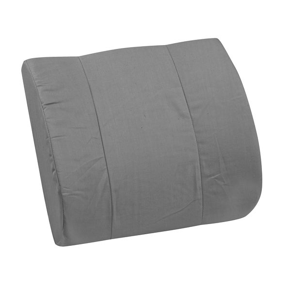 DMI Standard Grey Lumbar Cushion