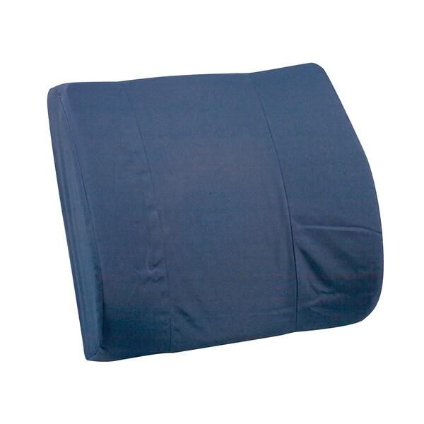 HealthSmart Lumbar Cushions Navy Standard