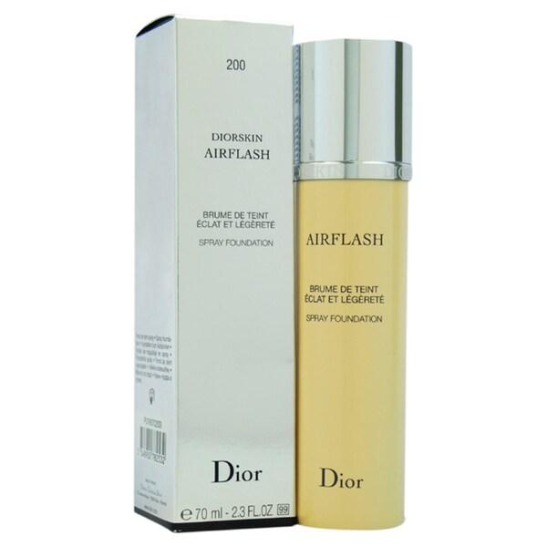 Dior Diorskin Airflash 200 Light Beige Spray Foundation