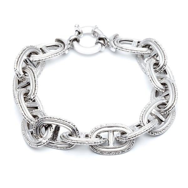 Sterling Silver Italian Bracelet