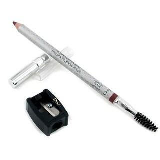Dior Chestnut Powder Eyebrow Pencil with Brush and Sharpener