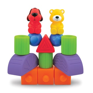 Melissa & Doug Pop Blocs Building Set