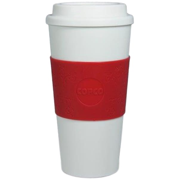 Acadia Mug 16oz-Holly Berry
